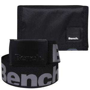 Bench Men's Belt and Wallet Gift Set now £7.98 delivered (£10 spend for free delivery) @ The Hut