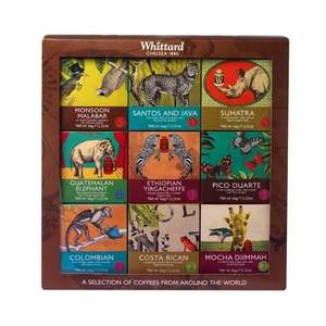 Whittard of Chelsea Coffees of the World Gift Set £14.99 Amazon
