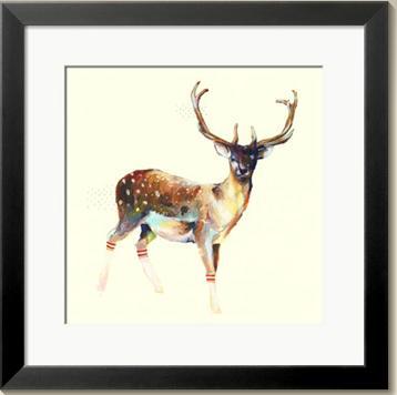 Framed Deer £64.99 AllPosters