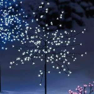 Blue LED blossom tree was from £49.99 now from £9.99 from Studio
