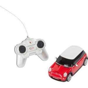 Mini Cooper S Radio Controlled Car half price at £6.49 reserve to store @ Argos