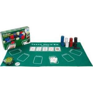 Party poker 120 chip poker set @ argos rrp 9.99 now 3.99!