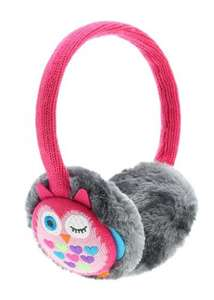 Kitsound Audio Earmuffs / Headphones £9.99 at Sainsbury's