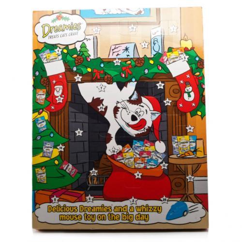 Dreamies, Cat Advent Calendar Morrisons £0.50