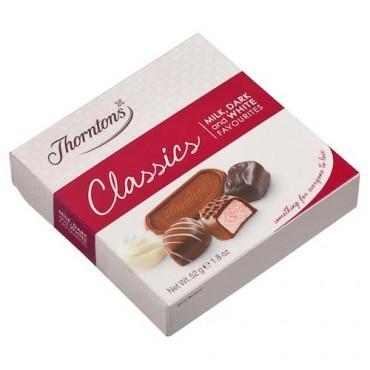 Thornton's Classic Chocolate Box 52g £1 at Poundland