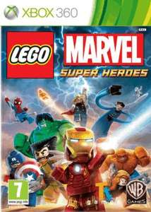 LEGO Marvel Super Heroes Super Pack Edition (Xbox 360) - £22.49 @ GAME