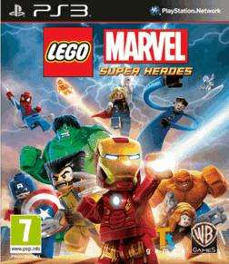 LEGO Marvel Super Heroes Super Pack Edition (PS3) - £22.49 @ GAME