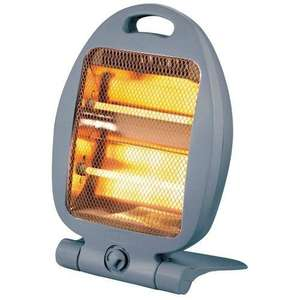 800W PORTABLE ELECTRIC HALOGEN HEATER was £14.99 now only £6.99 now further reduced to £6.49 MAD PRICE!!! free delivery @ ebay universalgadgets