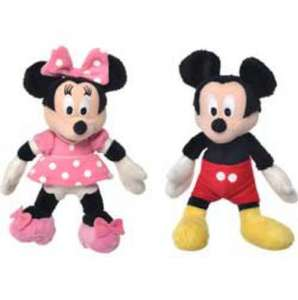Mickey Mouse clubhouse 5 inch Mickey and Minnie assortment £3.99 @ Argos