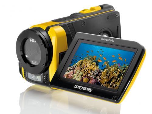 SILVERCREST® Waterproof Full HD Camcorder @ Lidl