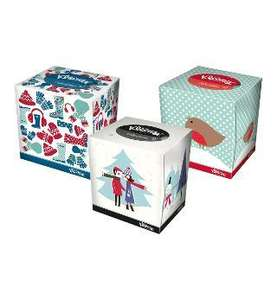 BOGOF on all Kleenex @ Boots