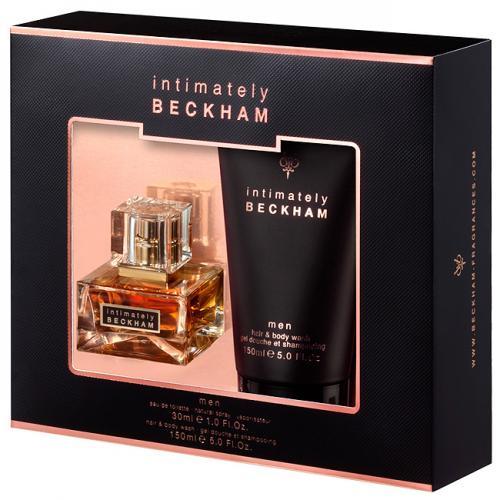 David Beckham Intimately 30ml EDT Gift Set 2 Piece @ Semi chem