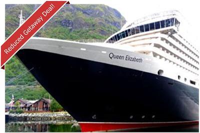 Late deal! 10 night cunnard cruise. @ Iglu Cruise