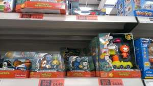 25% off some Octonauts toys at Sainsburys