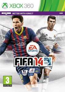 Fifa 14 Xbox 360, £22 @Amazon with code '5OFF25PC'