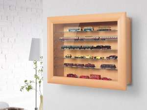 LIVARNO® Collector's Small Display Cabinet (3 years warranty) £29.99 (or 2 for £55) @ LIDL