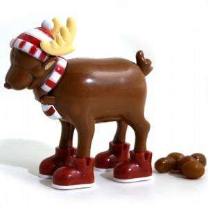 Chocolate Pooping Xmas Reindeer?! Was £6.99 -- Now £4.99 @ FindMeAGift.Com