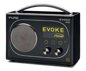 PURE EVOKE Flow Portable DAB/FM/Internet Radio £85 @ Amazon.co.uk (£80 with code)