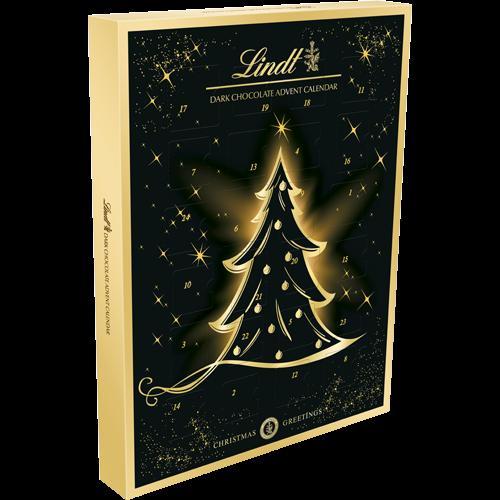 Lindt Online shop Dark Chocolate Advent Calendar
