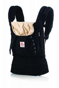 Ergo Baby Carrier - Black/Camel £59.99 @ Amazon