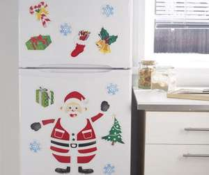 Half Cost SANTA FRIDGE MAGNET £1.99  Postage £3.99 but free on orders over £5.00