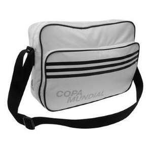Adidas messenger bag £6 plus £4.99 p+p from sports direct