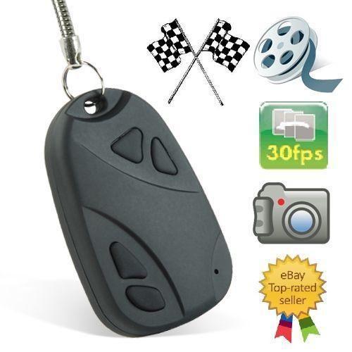 Car Key Fob SPY VIDEO CAMERA // £5.99 @ eBay (sold by discountedtoyou)
