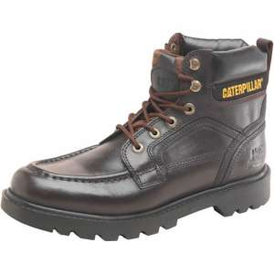 Caterpillar Mens Transpose Boots Brown,  sizes 6,11,12.  £39.99 delivered @ M&m Direct