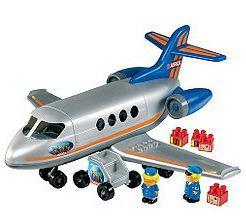abrick Plane Play Set was £25 NOW £12.50 @ Tesco