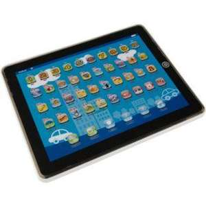 2 FOR £15 Chad Valley Junior Touch Tablet - Blue £9.99 @ Argos