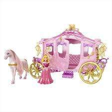 Mattel Disney Princess Magiclip Royal Carriage - tesco direct - £12 RRP £27 - free delivery to store