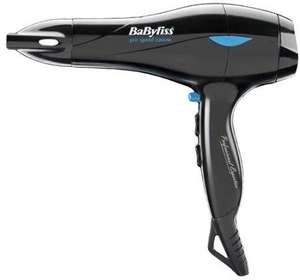 BaByliss 5541CU Pro Speed 2200W Hair Dryer £24.00 @ Amazon
