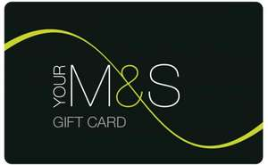 £10 M&S e-gift card for £5 is back! - Bespoke Offers