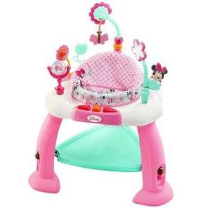 Minnie Mouse Bounce and Bloom Bouncer - £34.96 @ Toys R Us
