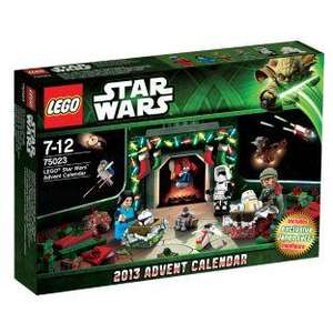 Lego Star wars advent calendar - £12.49 @ Argos