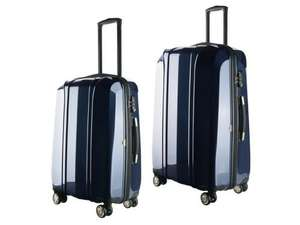 Topmove® Set of 2 Lightweight Polycarbonate Luggage Set @ Lidl