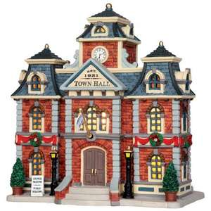 Lemax Christmas Village range - items are already 25% off and then the code gives you 25%