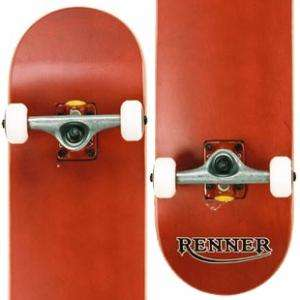 Renner Z Series Skateboards reduced at Surfdome