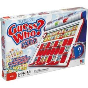 Guess Who? Extra Electronic Game Half Price £11.49 @ ARGOS