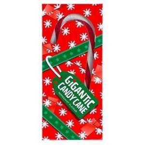 POUNDLAND - Giant Peppermint Candy Cane 130g - Christmas Gift £1