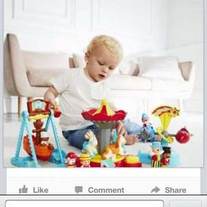 Happy land fun fair at mothercare &. Elc for £20