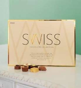 Swiss Chocolate selection 585g - 1/2 price @ M&S - £7