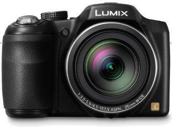 Panasonic Lumix DMC-LZ30E-K Bridge Camera - Black (16.1MP, 35x Optical Zoom, 25mm Wide Angle, Panaroma Shot, HD Video) 3 inch LCD £89.99 @ Amazon 31% Off