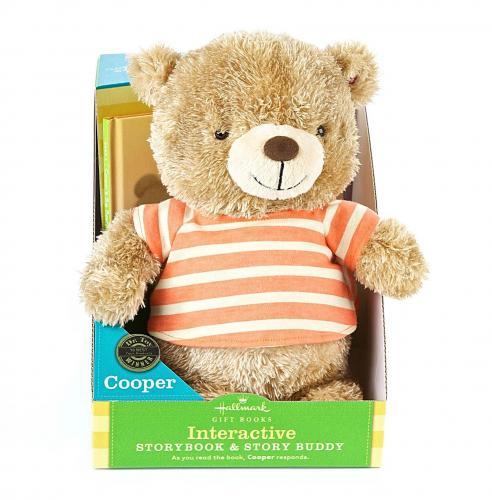 Hallmark cards, Lakeside £10 Cooper bear buddy + 2 extra books £10