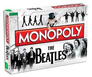 The Beatles Monopoly only £14.99 delivered @ Amazon
