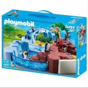 Spend £60 on playmobil @ Hamleys and get penguin habitat set free.