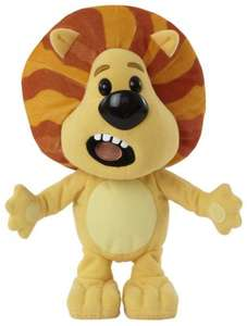 Raa Raa the noisy lion roaring lion interative soft toy £12.99 at Amazon
