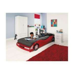 Racing Car Single Bed Frame - Red was £149.99 now only £79.99 @ Argos