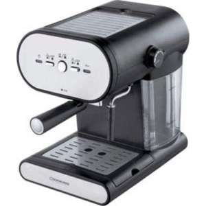 Cookworks Espresso Coffee Machine Black Argos 3499
