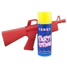 Silly String Gun + Can Of Silly String - £1.00 @ Poundworld